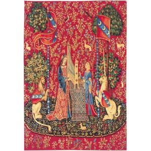 L 39 ou e tapisserie de la dame la licorne - Tapisserie dame a la licorne ...