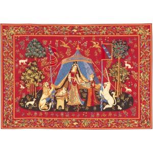 A mon seul d sir tapisserie de la dame la licorne - La tapisserie de la dame a la licorne ...